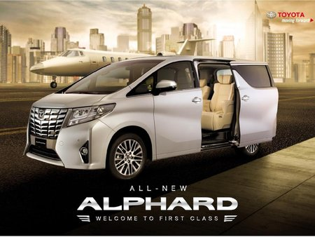 Brand New 2019 Toyota Alphard for sale in Taguig