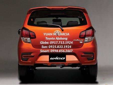 Sell Brand New 2019 Toyota Wigo Hatchback in Pasig