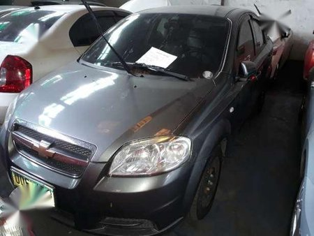 2012 Chevrolet Aveo Manual Uoe 496 For Sale 211157