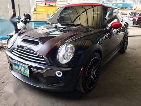 2007 Mini Cooper S R53 Supercharged AT Paddle shift Sunroof automatic
