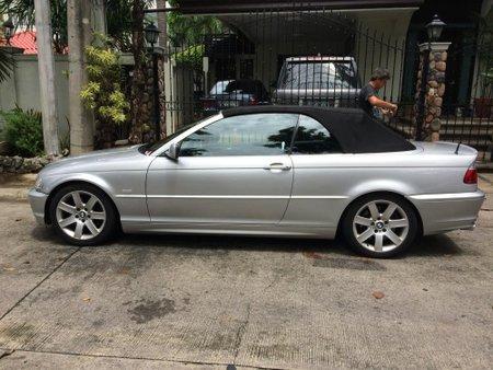 Very fresh BMW silver sedan for sale