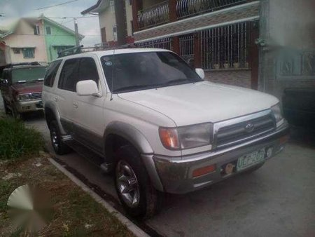 Toyota 4runner limited edition automatic rush