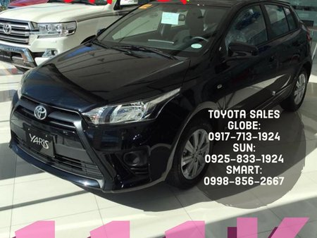 Brand New Toyota Yaris 2019 Automatic for sale in Metro Manila
