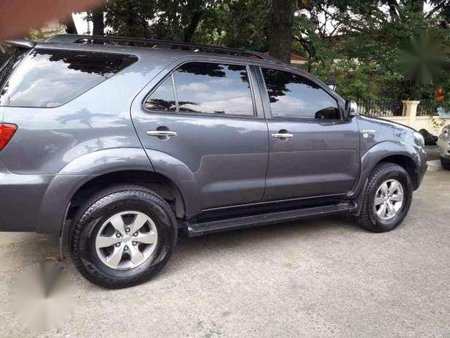 2007 Toyota Fortuner 2.7 G AT Gray For Sale
