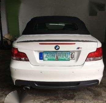 2009 BMW 120i Cabriolet