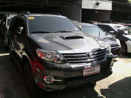 Toyota Fortuner V 2015 For Sale 223179
