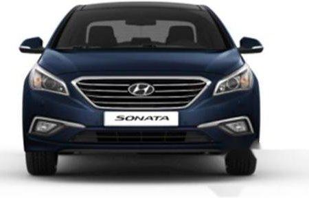Hyundai Sonata Gls Premium 2017 for sale