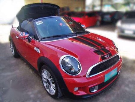 2013 Mini Cooper Roadster S Automatic For Sale 224450