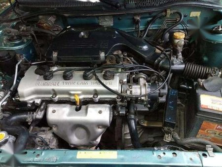 1998 nissan sentra engine