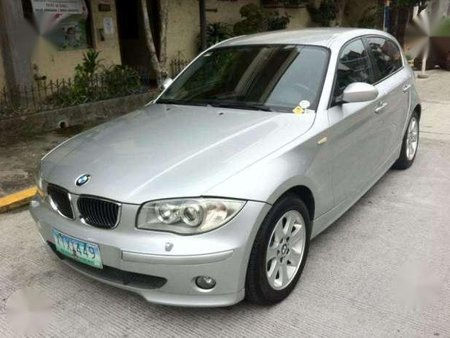 2005 BMW 120i E87 Top of the Line For Sale
