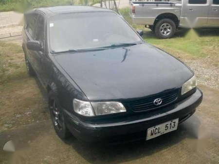 Registered 2001 Toyota Corolla Gli Lovelife For Sale
