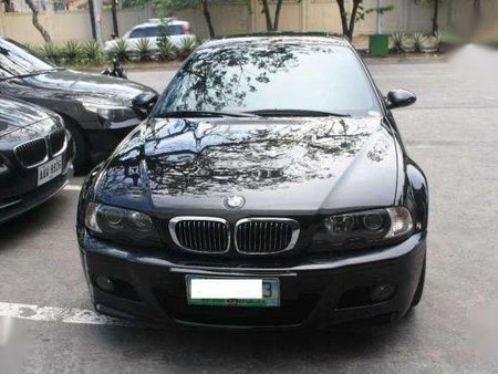 2003 BMW M3 Coupe Black for sale