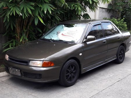 1996 PROTON WIRA GLX MITSUBISHI LANCER MALAYSIA VERSION