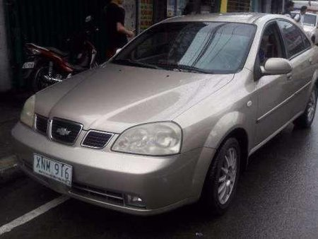 Chevrolet Optra 2004 Matic 1st Owner For Sale 232452