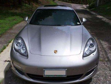 Porsche Panamera V8 2014-acquired for sale