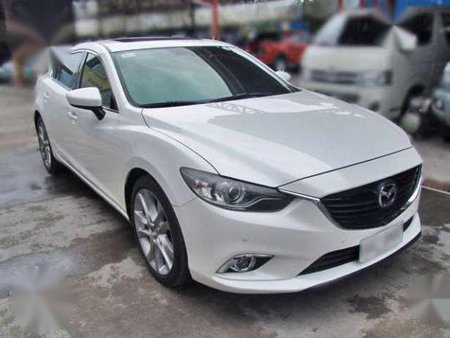 2014 Mazda 6 For Sale >> Good As New 2014 Mazda 6 2 5 At For Sale 232322
