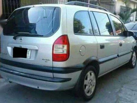 Like New Chevrolet Zafira 2003 For Sale 233452