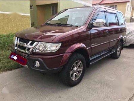 Isuzu Sportivo X MT Diesel