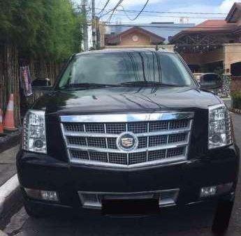 2010 Cadillac Escalade ESV SUV black for sale