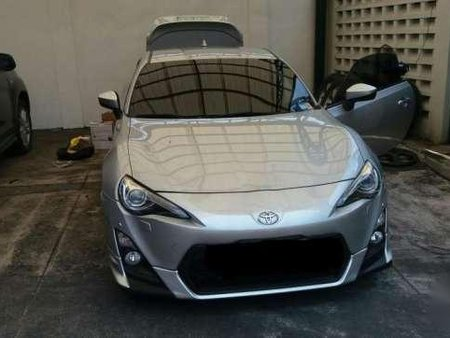 2013 Toyota 86 Dubai Version