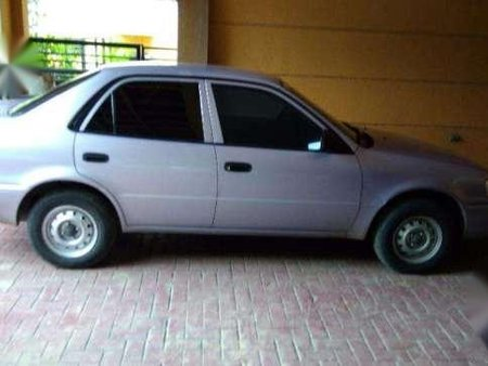 2000 Toyota Corolla Lovelife XL for sale
