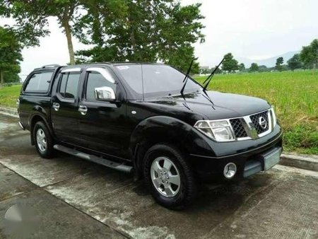 Nissan Navara Frontier 2011 w Camper Shell plus used ...