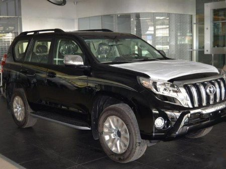 2017 Toyota Land cruiser prado Automatic Diesel well maintained