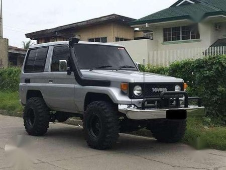 Toyota Land Cruiser 70 >> Toyota Land Cruiser 70 Series 33 Inch Cst Tires 3b Diesel Engine Mt