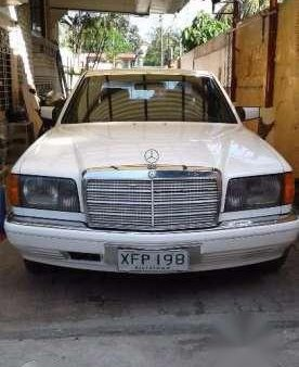 Well Maintained 1991 Mercedes Benz 560 SEL For Sale