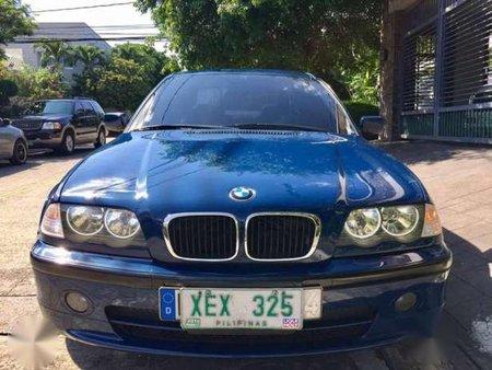Bmw E46 325i Sedan Blue For Sale
