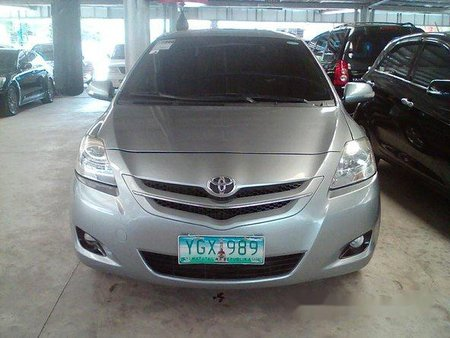For sale Silver Toyota Vios 2008