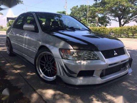 Well Kept 2001 Mitsubishi Lancer Evolution 7 For Sale