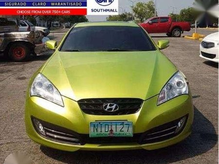 2009 Hyundai Genesis Coupe Automatic Gas For Sale