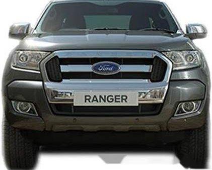 Ford Ranger Wildtrak 2017 Grey For Sale