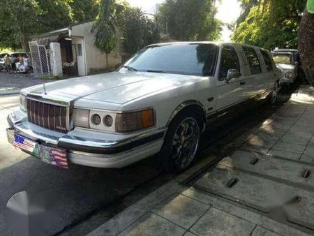 Rush Sale Ford Lincoln Town Car Stretched Limousine 247481