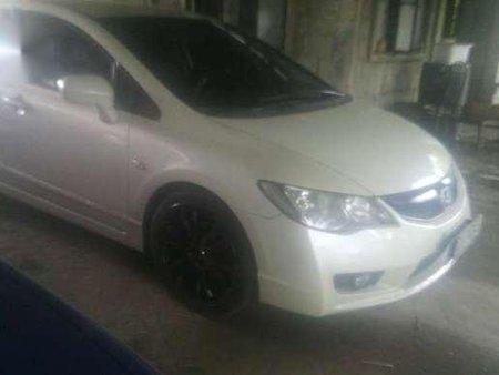 Honda Civic FD 1.8V MT White For Sale