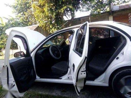 Nissan Sentra Gx 2004 13efi White For Sale 248928