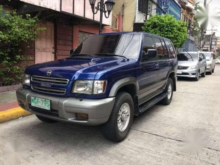 2000 isuzu trooper 4jg2 4x4 manual for sale 248387