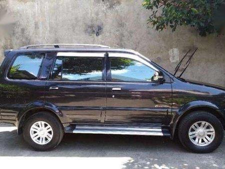 2009 Isuzu Crosswind At Black Suv For Sale 249588