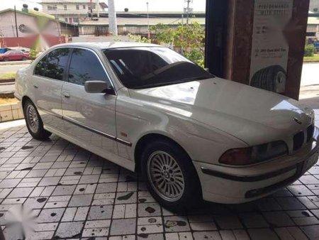 BMW 528i Sedan White 1997 For Sale