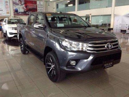 Toyota Hilux 2018 Philippines
