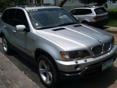 2003 bmw x5 4.4i specs