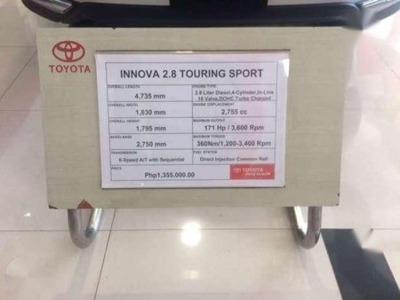 2018 toyota innova touring sport. beautiful 2018 2018 toyota innova touring sport for sale intended toyota innova touring sport t