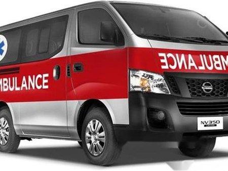 New for sale Nissan Nv350 Urvan Ambulance 2017