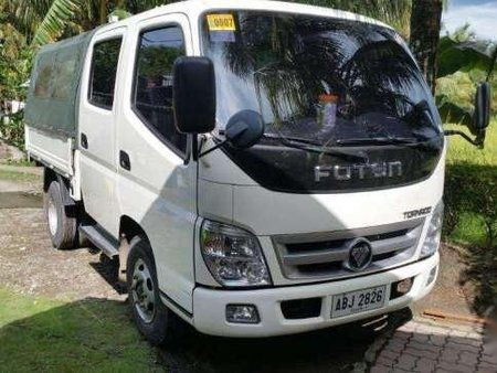 FOTON Double Cab 2015 dual air