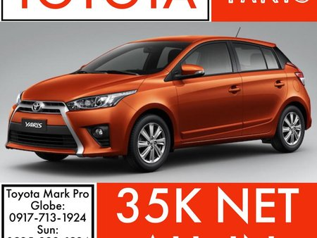 Brand New Call 09177131924 for Fast Transaction 2019 Brand New Casa Toyota Yaris ALL-IN LOWEST DP!