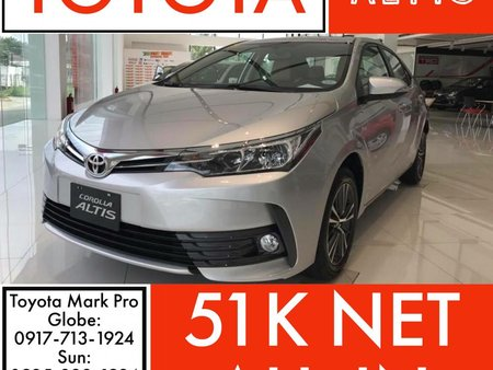 Call 09177131924 for Fast Transaction 2019 Brand New Toyota Corolla Altis AT