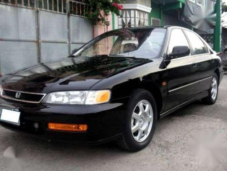 F/s: manual 1996 accord ex sedan engine/chassis/body part out.