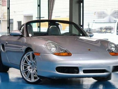 2002 Porsche BOXSTER S Silver For Sale