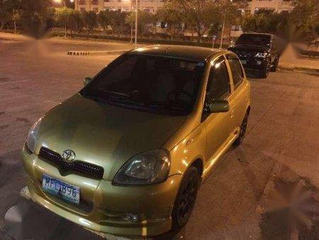 Toyota Vitz (Yaris)